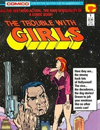 The Trouble With Girls (1989) Comic