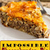 Delicious Impossible Cheeseburger Pie