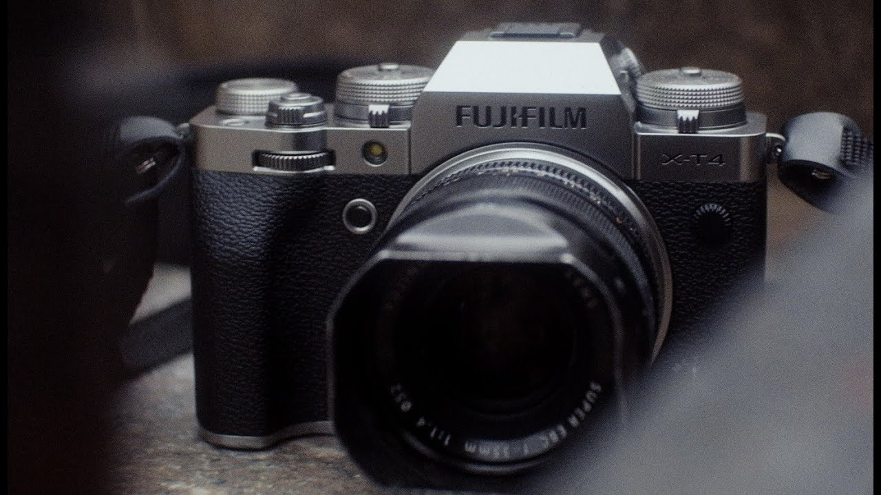 The Return of the King: FUJI X-T4 Hands On