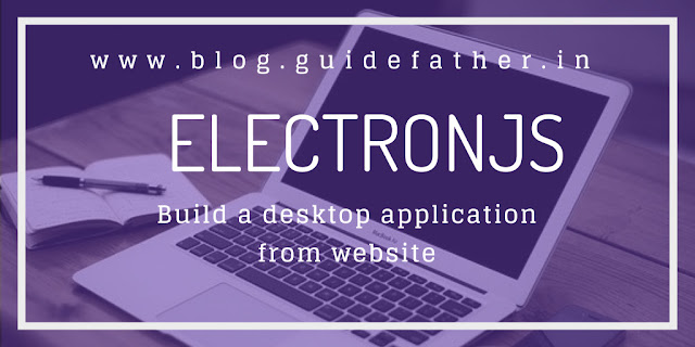 desktop application from website