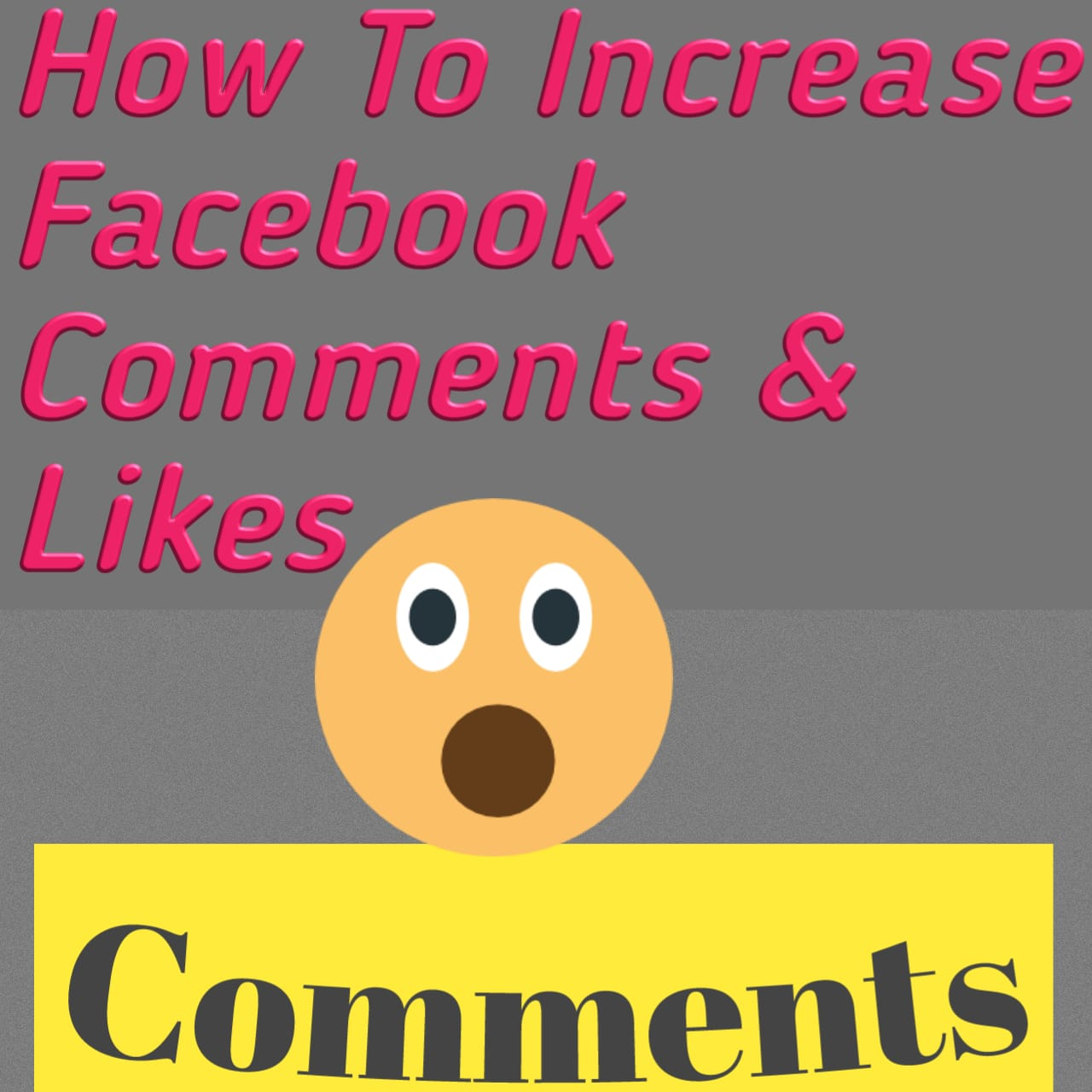 How To Get Unlimited Comment & Likes on Facebook With Auto