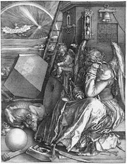 Dürer, Mélencolie
