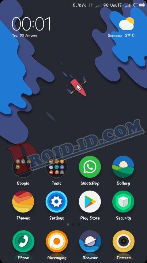 MIUI PRO 9 7.11.23 For Andromax E2+ (Plus) By Prasetyo Ari
