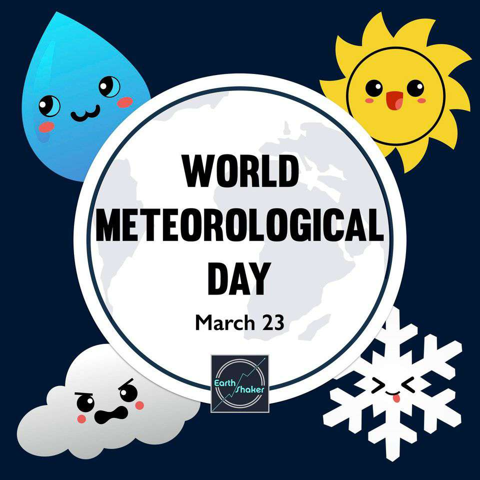 World Meteorological Day Wishes Sweet Images