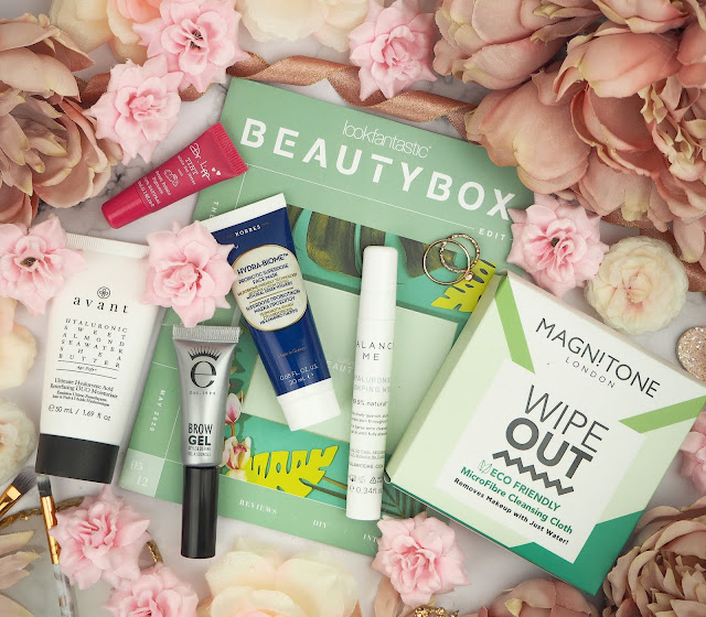 May 2020's LookFantastic Box - 'The Botanical Edit Lovelaughslipstick Blog