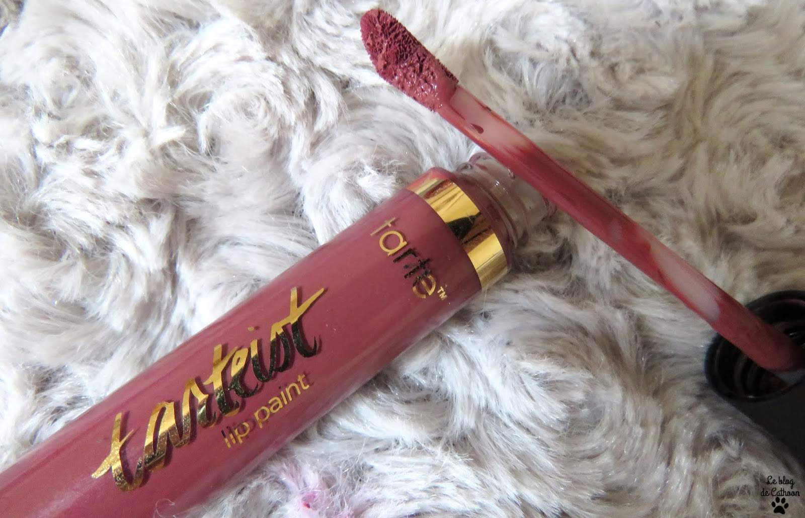 Tarteist Quik Dry Matte Lip Paint - Obsessed - Tarte