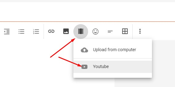How to Embed a YouTube Video in Blogger