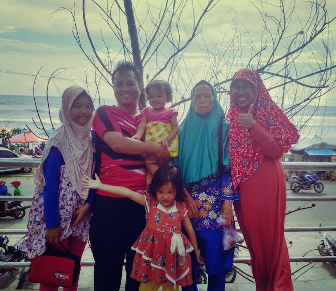 Taman Pantai Berkas Bengkulu, Arena Bermain Buat Anak yang Asik