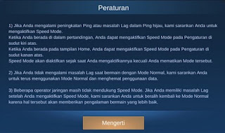 Tips Mengatasi Gangguan Fluktuasi Jaringan Kasus Game Mobile Legend