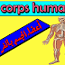 Apprendre le corps humain _ تعلم أعضاء جسم الانسان بالفرنسية