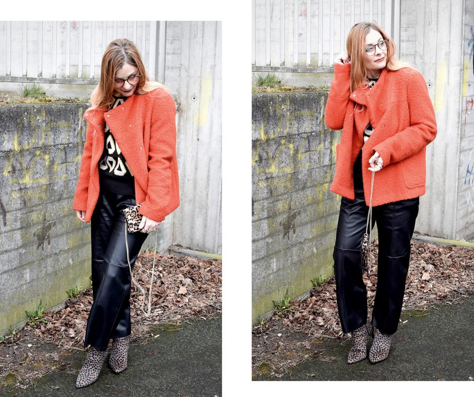 mit was kann ich Orange zusammen kombinieren, Outfitinspirationen, Ü40 Frauen