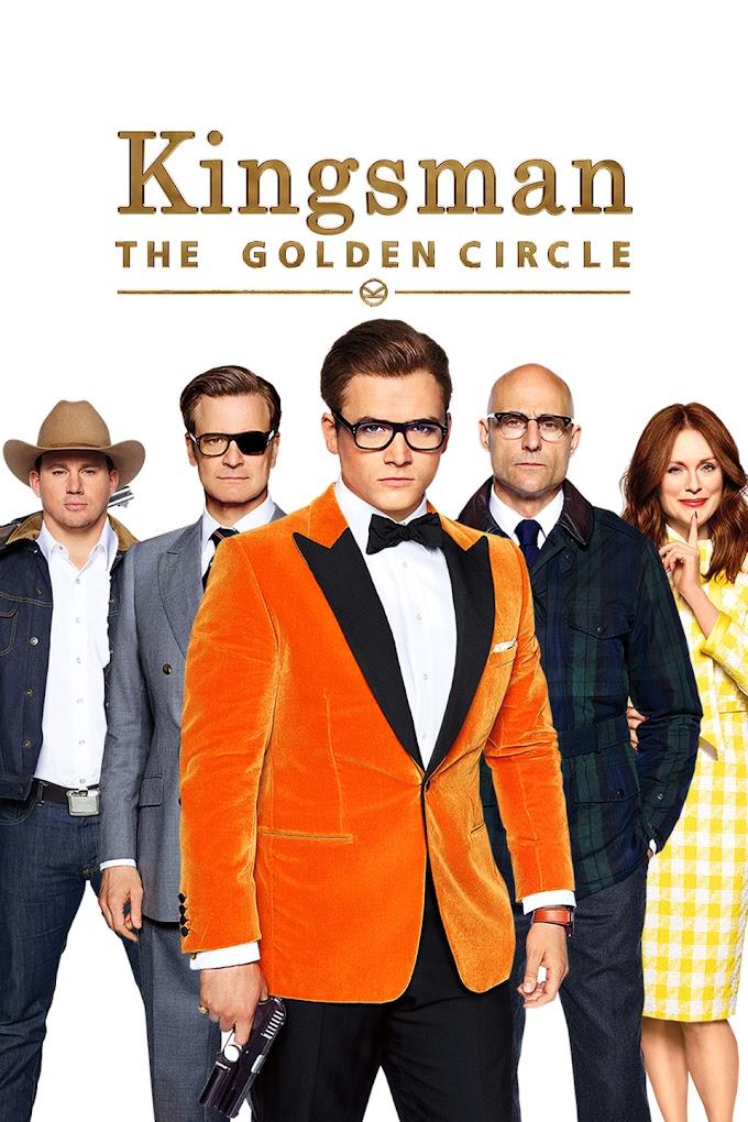 קינגסמן: מעגל הזהב לצפייה ישירה / Kingsman: The Golden Circle