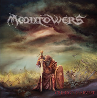 "Ο δίσκος των Moontowers ""Crimson Harvest"""