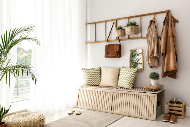 urban outfitters hallie entryway storage unit