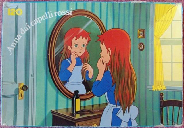 Keraeiko immagini di anna dai capelli rossi