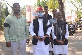 जौनपुर : जनता लेगी अखिलेश यादव के अपमान का बदला : लाल बहादुर यादव