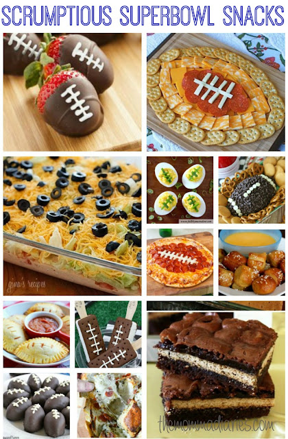 Super Bowl Snacks, appetizers, game day