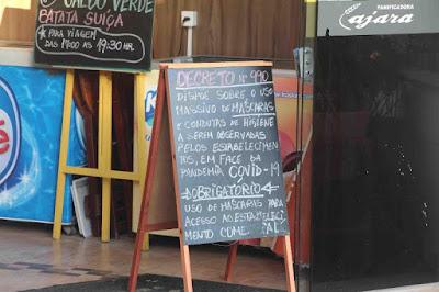 DECRETO AUTORIZA FUNCIONAMENTO DE ACADEMIAS, SALÕES DE BELEZA E IMOBILIÁRIAS MEDIANTE REGRAS DE HIGIENE E PADRÕES DE SEGURANÇA CONTRA O COVID-19