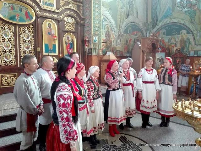 zespol ludowy, zespol ukrainski, piesni sakralne, cerkiew, czeremcha, podlasie, spiewanie, modlitwa, ludowe piesni