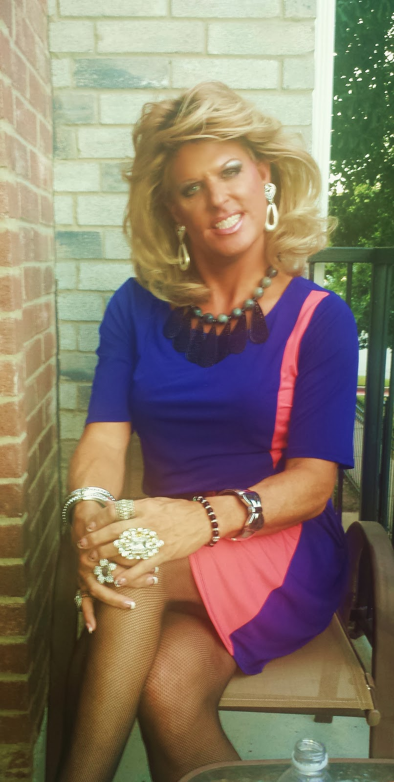 Tgirls On Flickr Daphne Smiling-6436
