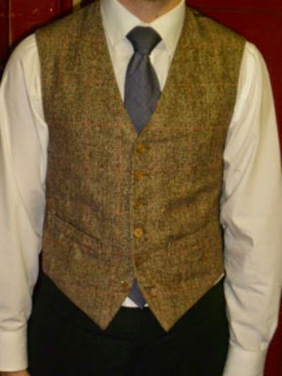 W.A. Stimson Ltd. waistcoat  (From Worthpoint website)