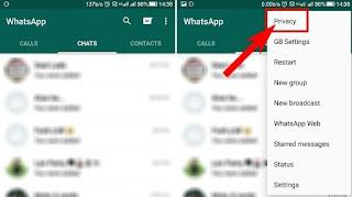 Cara Menyembunyikan Sedang Mengetik di WhatsApp