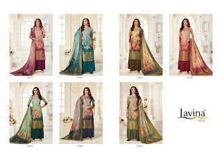 Lavina Vol 30 Salwar Kameez Latest Catalog Collection