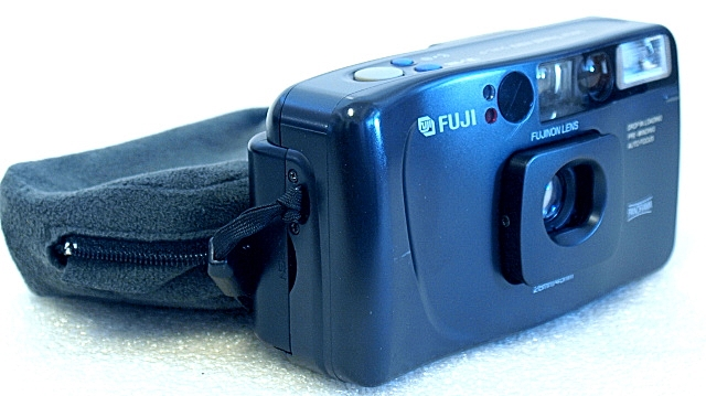 Fuji Cardia Travel Mini Dual-P, Left top