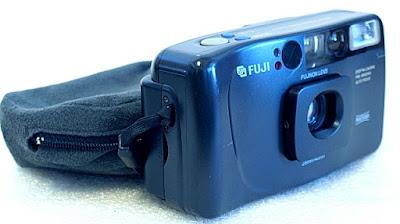Fuji Cardia Travel Mini Dual-P, Left top