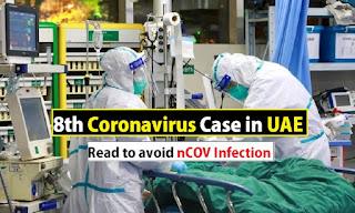 Coronavirus in UAE, Coronavirus Dubai, nCOV UAE, Novel Coronavirus in UAE