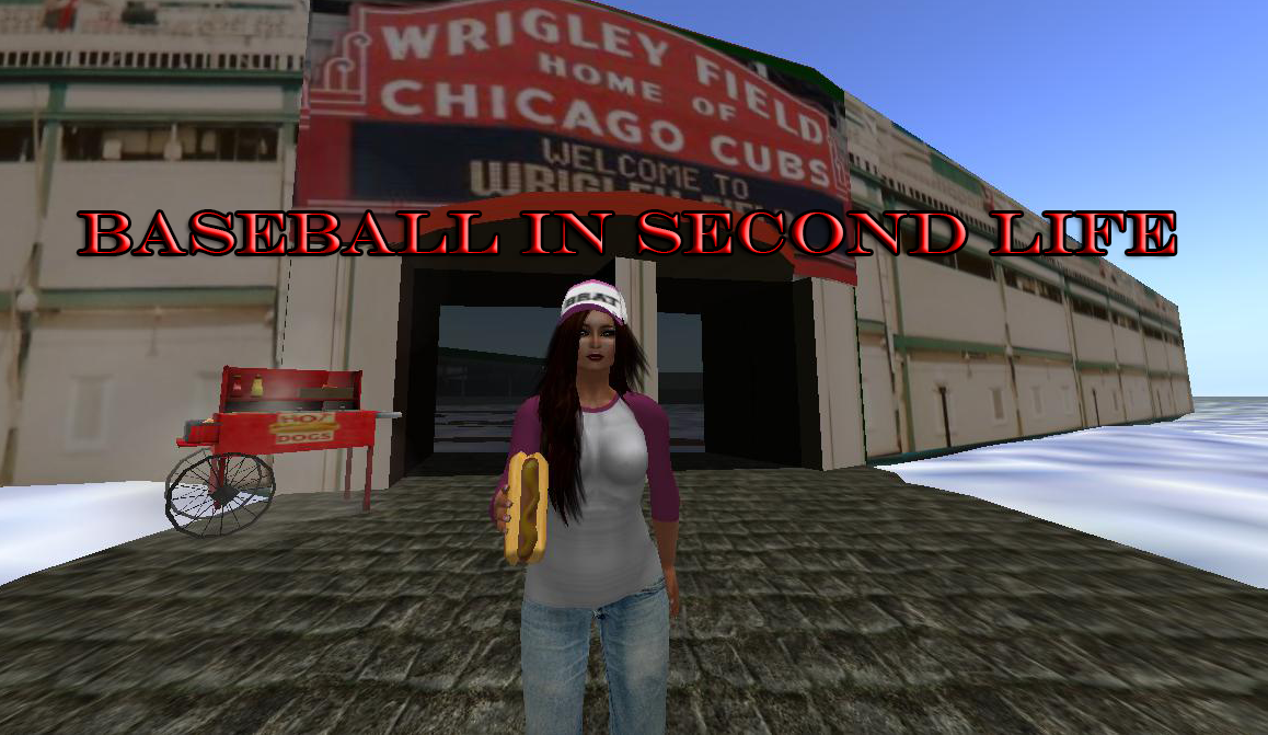 87f7b4604 Sports of all kinds in Second Life have been around for some time like  hockey