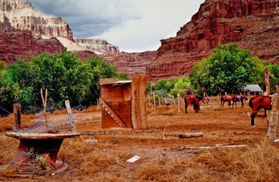 supai village grand canyon