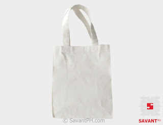 Blank Canvas Tote Bag Philippines