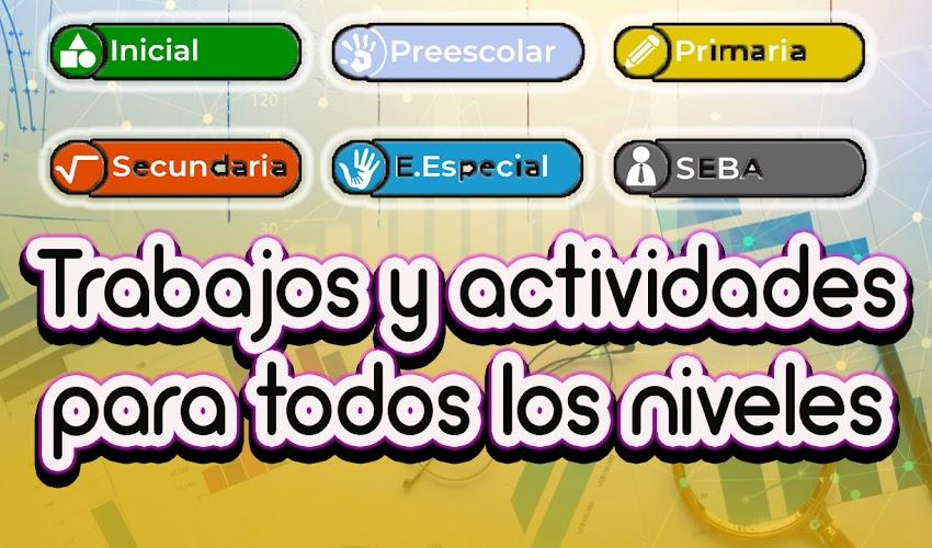 Aprender en casa MX un portal con actividades para todos los niveles (inicial, preescolar, primaria, secundaria, especial, SEBA)