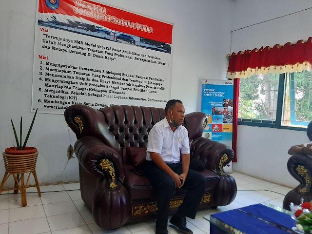Nelson Letluhur Minta Insun Sangadji Evaluasi Pergantian Kepsek SMK Negeri 6 Tanimbar