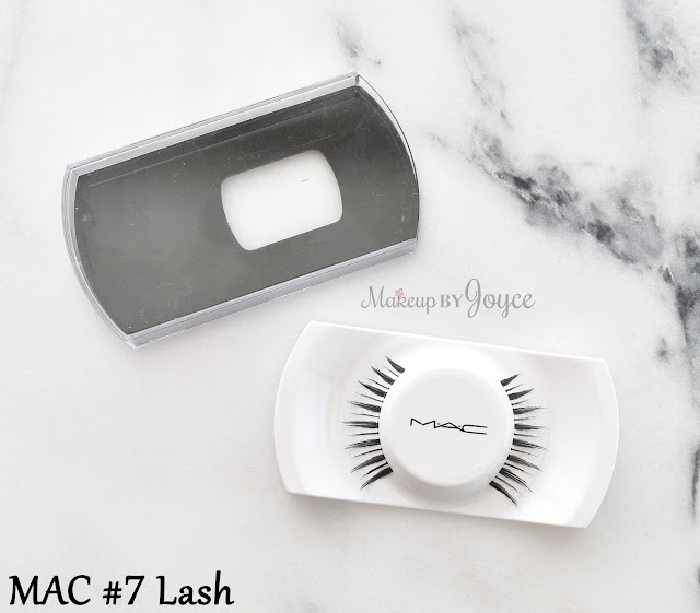 MAC #7 False Lash Review
