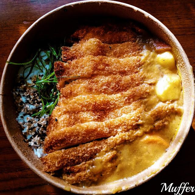 Shibuya Sushi - Curry de Pollo