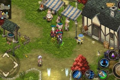 10 Game RPG Android Offline Ringan