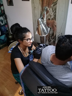 Sally Nassar, Tattoo Training Center, Tattoo Training Courses, Sally Nassar Tattoo Artist