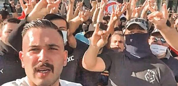 Les hommes de main d'Ankara à l'assaut de nos rues
