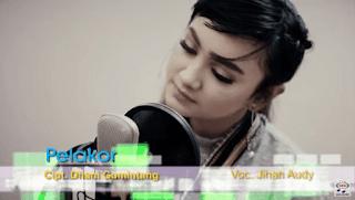 Lirik Lagu Pelakor - Jihan Audy