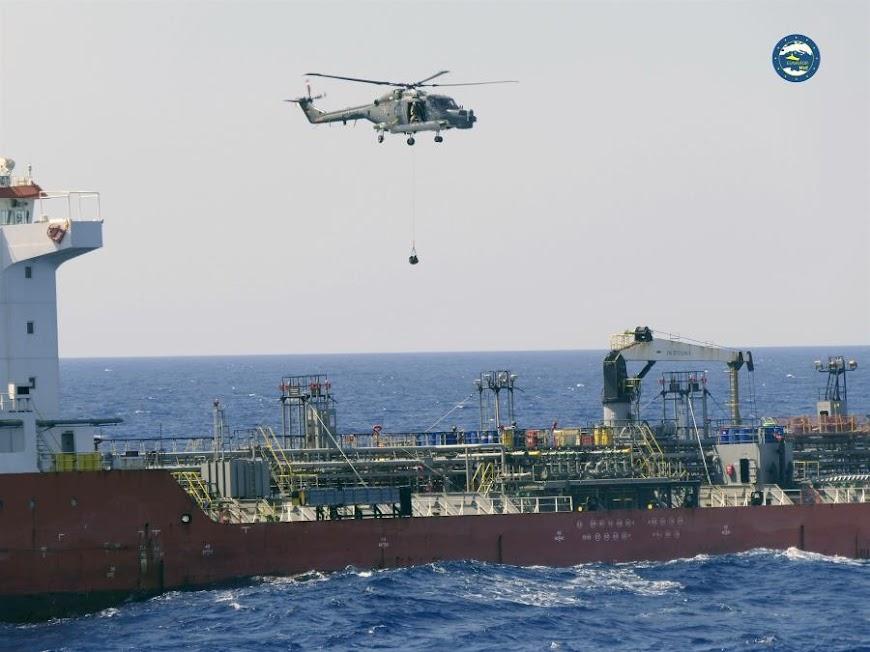 ΟΗΕ: Παρατείνεται η επιχείρηση «ΙRINI» για το εμπάργκο όπλο στη Λιβύη