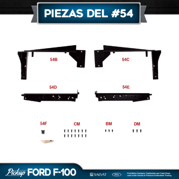 Entrega 54 Ford F-100