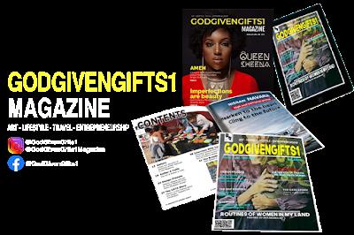 GodGivenGifts1 Magazine Subscription