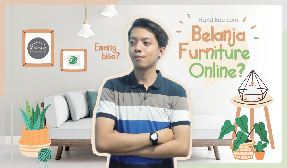 iCreate.id - Cara Belanja Dekorasi dan Furniture Online yang Praktis!