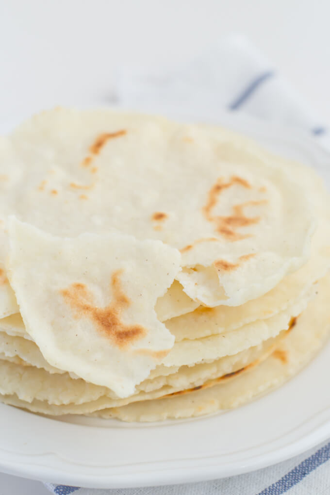 how to make tortillas - danceofstoves.com