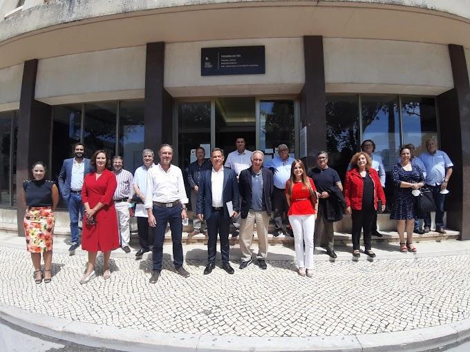 PS entregou no Tribunal da Figueira da Foz as suas listas concorrentes às Autárquicas de 2021