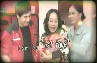 Làm Bố Thật Tuyệt - Lam Bo That Tuyet Vtv3