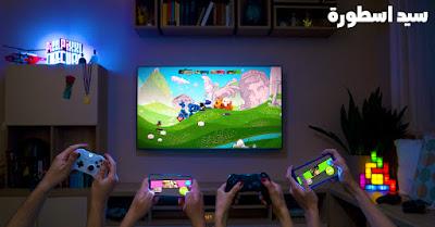 تطبيق تحويل ازرار الصوت الى ازرار تحكم كامل في الموبايل للاندرويد Gaming key For Pubg Mobile