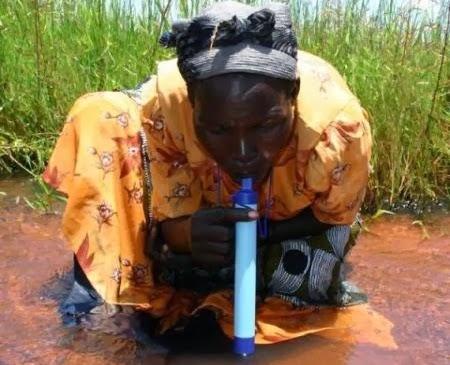Air Comberan Jadi Enak Diminum Dengan Alat ini
